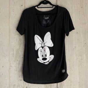 Neff Disney Minnie Mouse Black T-Shirt